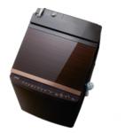【D・SD・V・SV】東芝縦型洗濯機のラインナップと解説